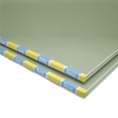 Placa de yeso RH – Knauf