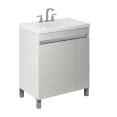 Vanitory Aqua Blanco de 70cm (No incluye Mesada) – Schneider