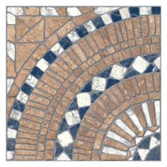 Ceramica 40×40 cm Trentino Terra x caja – Cortines