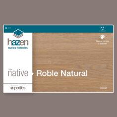 Piso Flotante Roble Natural  x Caja (2.31 m2) – Hazen