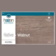 Piso Flotante Walnut  x Caja (2.31 m2) – Hazen