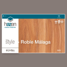 Piso Flotante Roble Malaga x Caja (2.31 m2) – Hazen