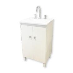 Vanitory Blanco 50cm (Con Mesada) – JC