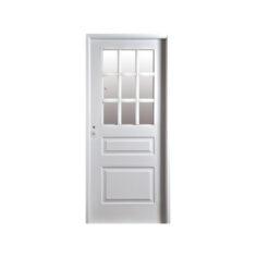 Puerta Exterior Galva Inyectada 2 tableros 1/2V 0.85×2.00 (G330) – Nexo