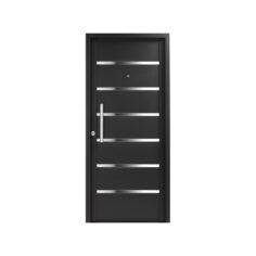 Puerta Exterior Galva Inyectada 7 tableros T/Inox 0.85×2.00 (G780) – Nexo