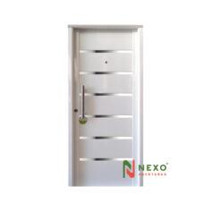 Puerta Linea Deluxe 7 Tableros Horizontales 0.90×2.05 (D780D) – Nexo
