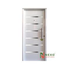 Puerta Linea Deluxe 7 Tableros Horizontales 0.90×2.05 (D780I) – Nexo