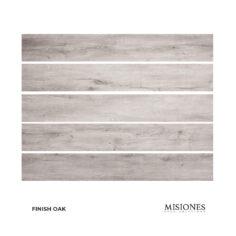 Piso Flotante Vinilico Finish Oak x Caja (2.22 m2) – Misiones