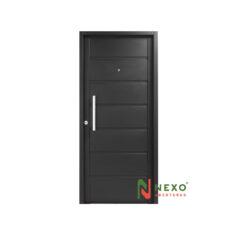 Puerta Linea Galva Inyectada 7 Tableros Horizontales 0.85×2.00 (G700D) – Nexo