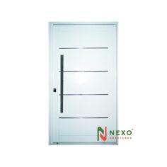 Puerta Linea Galva Pivotante Ciega 1.15×2.05 (GP501) – Nexo