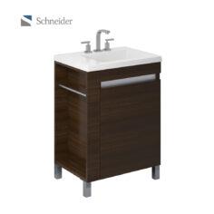 Vanitory Aqua Wengue 60cm (V60AQW) – Schneider