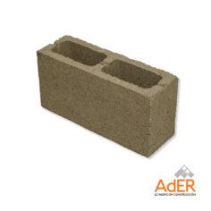 Ladrillo Bloque P13 STD 12.8x19x39 x Unidad – Ader