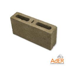 Ladrillo Bloque T10 STD 9.5x19x39 x Unidad – Ader