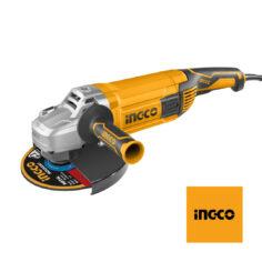 Amoladora Angular Industrial 230 mm 2400 watts – Ingco