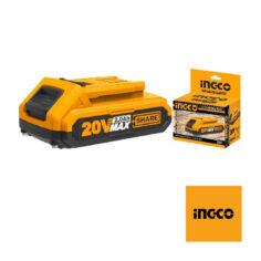 Bateria 20 volt LI-ION 2,0 AH – Ingco